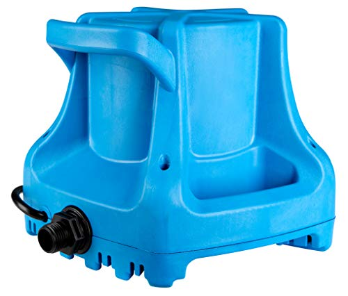 Little Giant Apcp-1700Automatic Swimming Pool Cover Submersible Pump