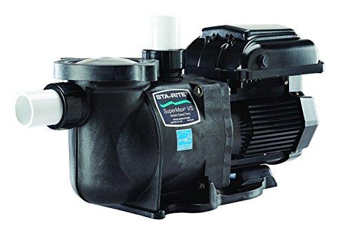 Pentair Sta-Rite 343001 SuperMax VS Variable Speed Pool Pump