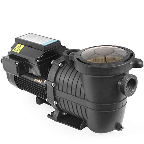 STKUSA 1.5 HP Variable Speed in an Above Ground Pool Pump 230V