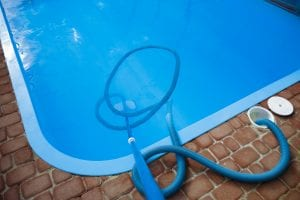 Vaccuum cleaner for pool